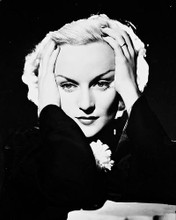 This is an image of 167650 Carole Lombard Photograph & Poster