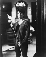 This is an image of 167674 Jamie Lee Curtis Photograph & Poster