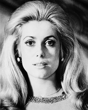 This is an image of 167809 Catherine Deneuve Photograph & Poster