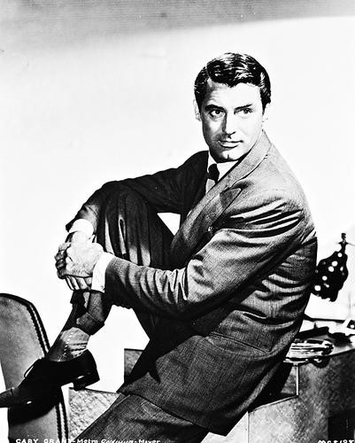 This is an image of 167880 Cary Grant Photograph & Poster
