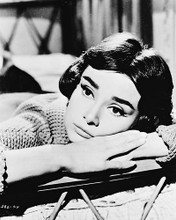 This is an image of 167886 Audrey Hepburn Photograph & Poster