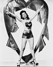 This is an image of 167908 Ann Miller Photograph & Poster
