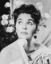 This is an image of 167920 Jean Simmons Photograph & Poster