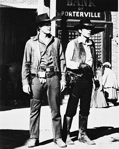 This is an image of 167943 Alias Smith and Jones Photograph & Poster