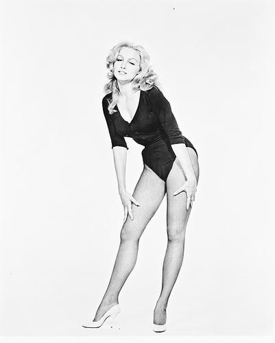 This is an image of 168007 Julie Newmar Photograph & Poster