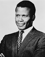 This is an image of 168013 Sidney Poitier Photograph & Poster