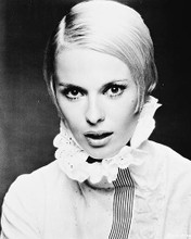 This is an image of 168111 Jean Seberg Photograph & Poster
