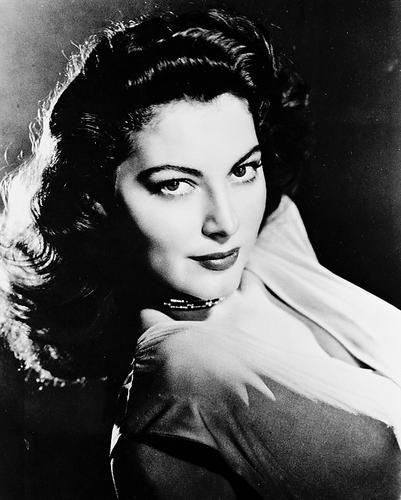This is an image of 168298 Ava Gardner Photograph & Poster