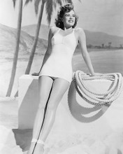 This is an image of 171684 Janis Paige Photograph & Poster