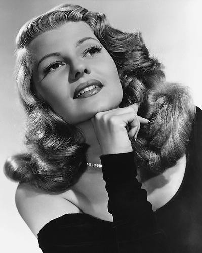 This is an image of 171916 Rita Hayworth Photograph & Poster
