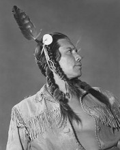 This is an image of 172034 Jay Silverheels Photograph & Poster