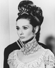 This is an image of 172127 Audrey Hepburn Photograph & Poster