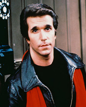 This is an image of 233794 Henry Winkler Photograph & Poster