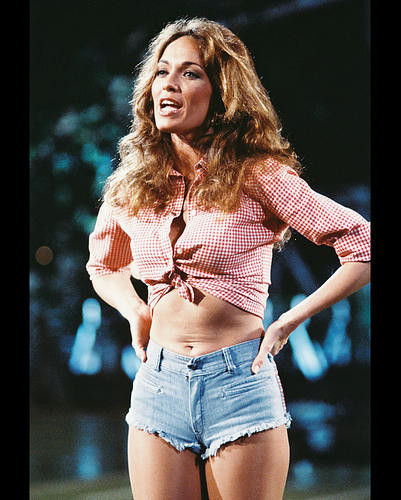 This is an image of 234461 Catherine Bach Photograph & Poster