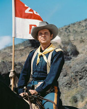 This is an image of 234904 Audie Murphy Photograph & Poster