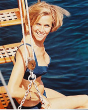 This is an image of 234945 Honor Blackman Photograph & Poster
