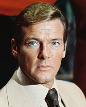 This is an image of 235118 Roger Moore Photograph & Poster