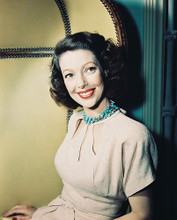 This is an image of 235236 Loretta Young Photograph & Poster