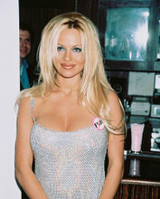 This is an image of 235806 Pamela Anderson Photograph & Poster