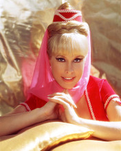This is an image of 252211 Barbara Eden Photograph & Poster