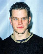This is an image of 252339 Matt Damon Photograph & Poster