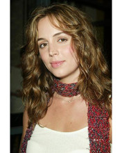 This is an image of 253754 Eliza Dushku Photograph & Poster