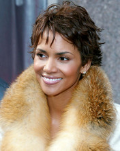 This is an image of 254268 Halle Berry Photograph & Poster