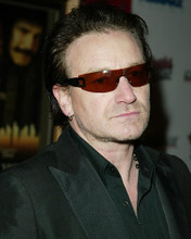 This is an image of 254277 Bono Photograph & Poster