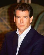 This is an image of 254304 Pierce Brosnan Photograph & Poster