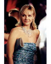This is an image of 254327 Kim Cattrall Photograph & Poster
