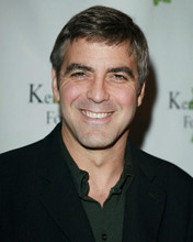 This is an image of 254342 George Clooney Photograph & Poster