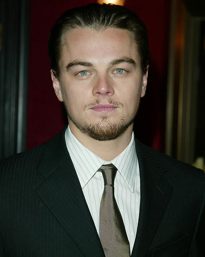 This is an image of 254381 Leonardo Dicaprio Photograph & Poster