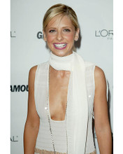 This is an image of 254436 Sarah Michelle Gellar Photograph & Poster