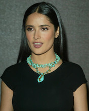 This is an image of 254490 Salma Hayek Photograph & Poster