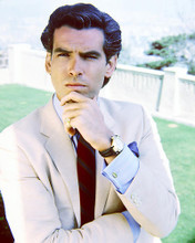 This is an image of 29376 Pierce Brosnan Photograph & Poster