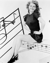 This is an image of 168711 Rita Hayworth Photograph & Poster