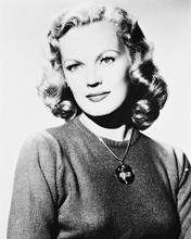This is an image of 168847 June Haver Photograph & Poster