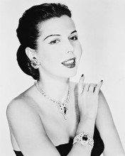 This is an image of 168867 Ann Miller Photograph & Poster
