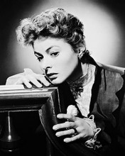 This is an image of 168908 Ingrid Bergman Photograph & Poster