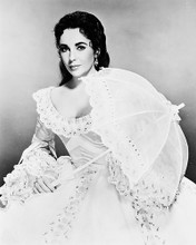 This is an image of 169017 Elizabeth Taylor Photograph & Poster