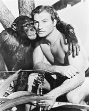 This is an image of 169162 Lex Barker Photograph & Poster