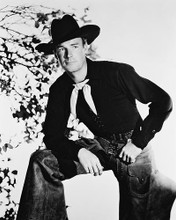 This is an image of 169518 Randolph Scott Photograph & Poster