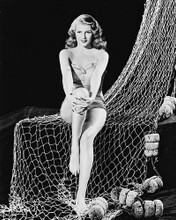 This is an image of 169591 Rita Hayworth Photograph & Poster