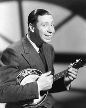 This is an image of 172232 George Formby Photograph & Poster