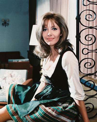 This is an image of 237270 Ingrid Pitt Photograph & Poster