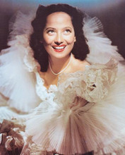 This is an image of 237673 Merle Oberon Photograph & Poster