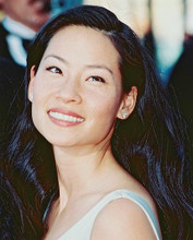 This is an image of 238037 Lucy Liu Photograph & Poster
