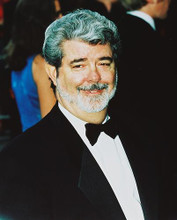 This is an image of 238051 George Lucas Photograph & Poster