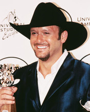 This is an image of 238066 Tim McGraw Photograph & Poster