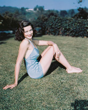 This is an image of 238156 Gene Tierney Photograph & Poster